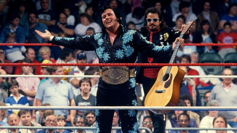 Honky Tonk Man will also be part of the 2019 class in the Hall of Fame