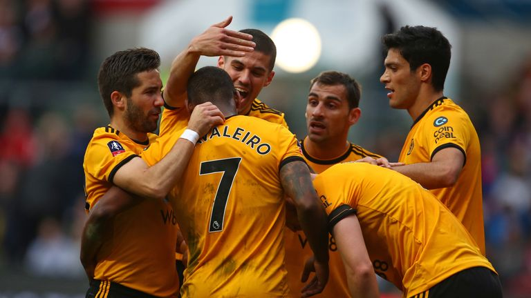 Wolves could reach Europe for the first time since the 1980s