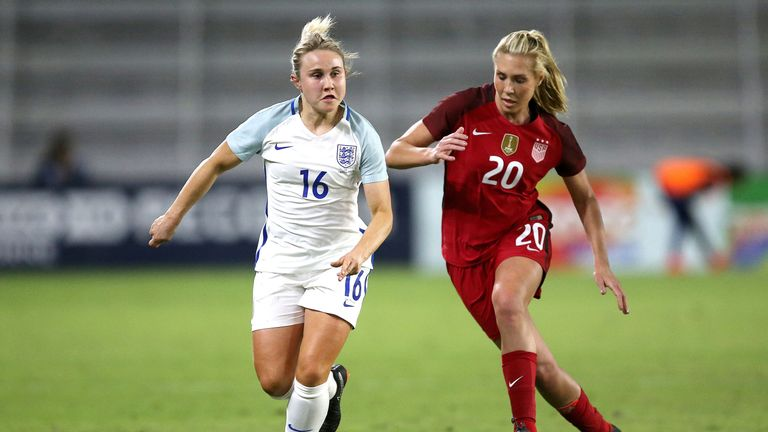 USWNT earns 2nd straight SheBelieves Cup draw in thriller vs. England