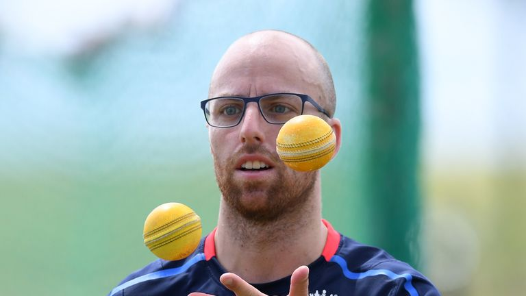 Jack Leach wants a greater variety of pitches in County Championship cricket