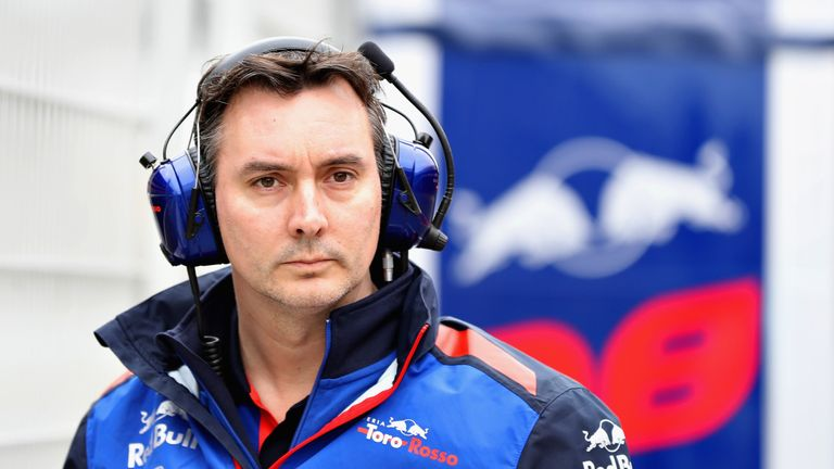 Toro Rosso and McLaren reach agreement on James Key start date