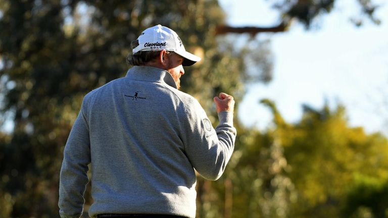 JB Holmes was criticised for slow play at the Genesis Open