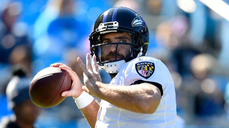 Joe Flacco is heading to a quarterback-hungry Denver Broncos