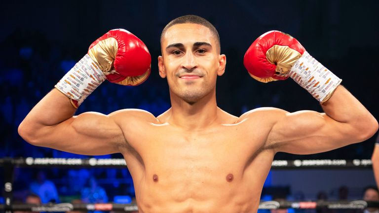 Gill can break into world rankings with a win over Emmanuel Dominguez