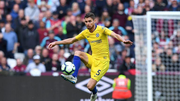 Jorginho's 180 attempted passes against West Ham masked Chelsea's problems