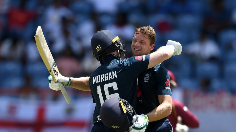 Jos Buttler lays claim to England's best one-day innings