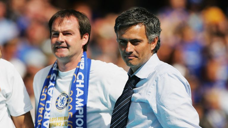 Clarke had a decorated playing career at Chelsea before working under Jose Mourinho at Stamford Bridge