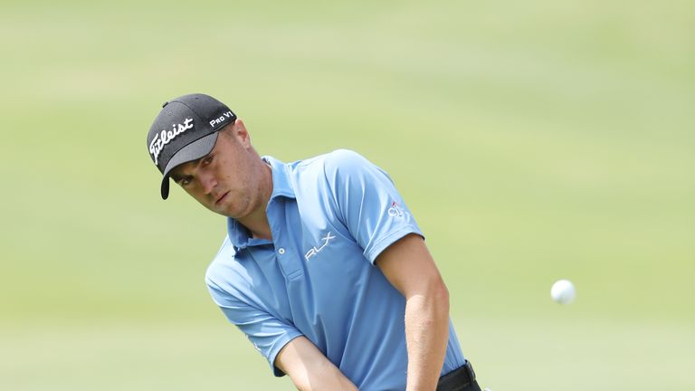 Thomas finished runner-up to Phil Mickelson in 2018