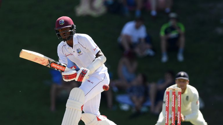 Windies series win was for Joseph's mother - Holder