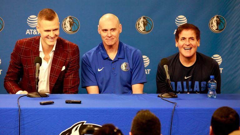 Kristaps Porzingis hints at long-term deal with Dallas Mavericks | NBA News |