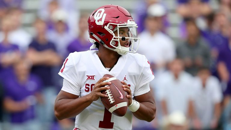 Kyler Murray has chosen football as his path to a professional sports career
