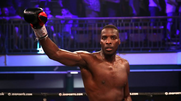 Okolie is another top British sports star who has switched up his diet and is feeling the benefit