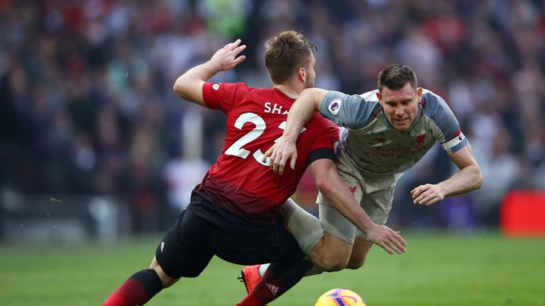 Manchester United will be fired up to stop Liverpool