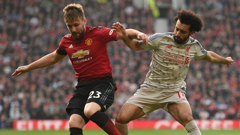 Will Manchester United be able to get the better of old rivals Liverpool?