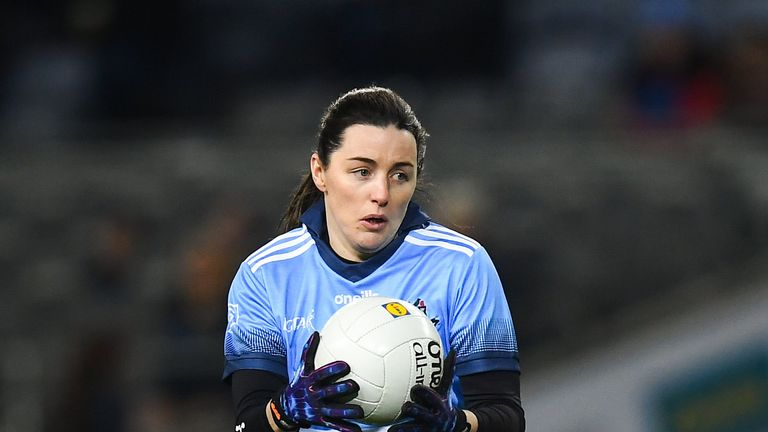 Lyndsey Davey returns to the Dublin starting XV