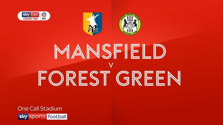 Mansfield vs Forest Green preview