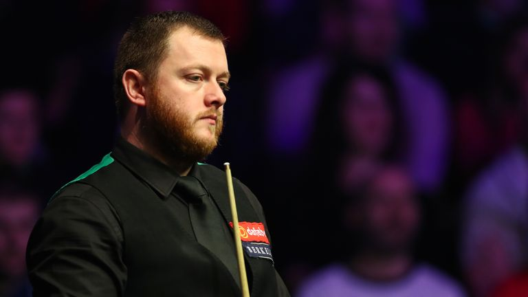 Mark Allen almost made an incredible comeback after trailing 7-2 overnight