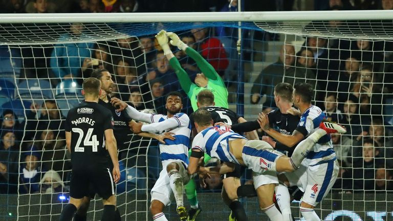 QPR edged past Portsmouth in round four