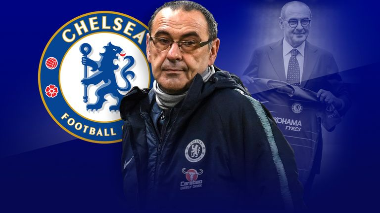 Maurizio Sarri assesses first season as Chelsea manager | Football News |