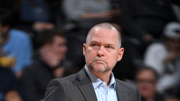 Michael Malone knows where his team is struggling at the moment