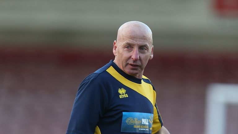 Mickey Thomas has been diagnosed with stomach cancer