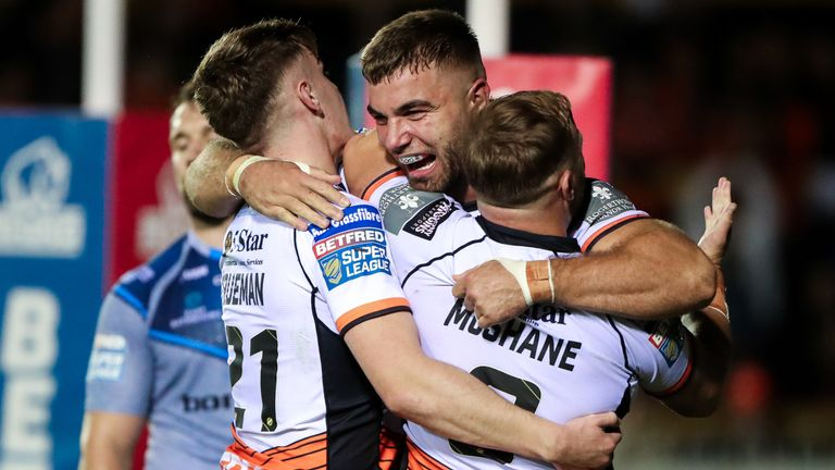 Hull FC vs Castleford preview: Tigers without injured duo Mike McMeeken and Matt Cook | Rugby League News |