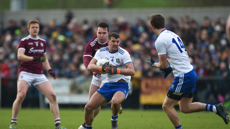It was a tight affair, as the Tribesmen bounced back from last week's loss to Dublin