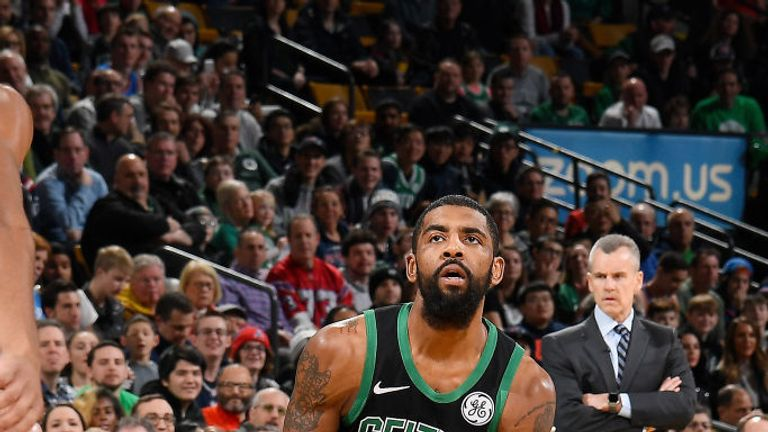NBA week 16: Kyrie Irving, James Harden, Dirk Nowitzki and more making noise on and off the court | NBA News |