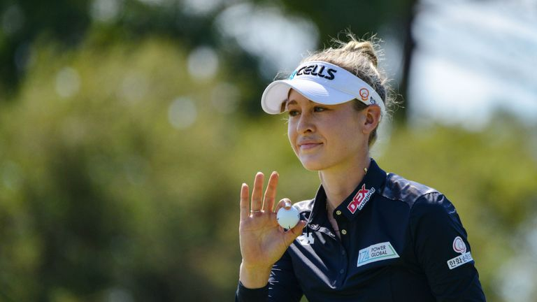Korda's success is the fourth by a member of her family in Australia