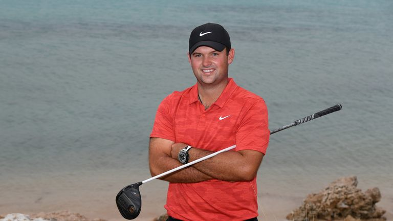 Patrick Reed takes up Honorary Life Membership on the European Tour