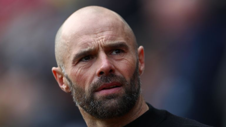 Paul Warne's Rotherham are three points from safety with three games remaining