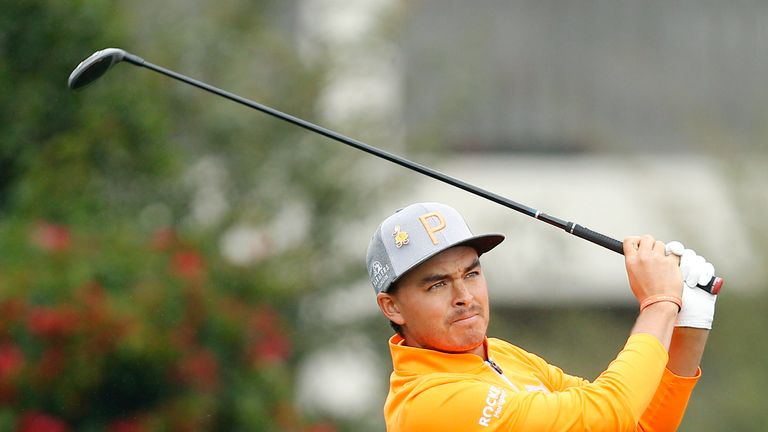 Rickie Fowler overcomes freakish bad luck to win Phoenix Open