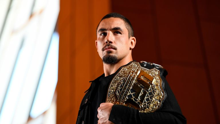 Whittaker will miss a fight in his homeland of Australia for a second time through injury