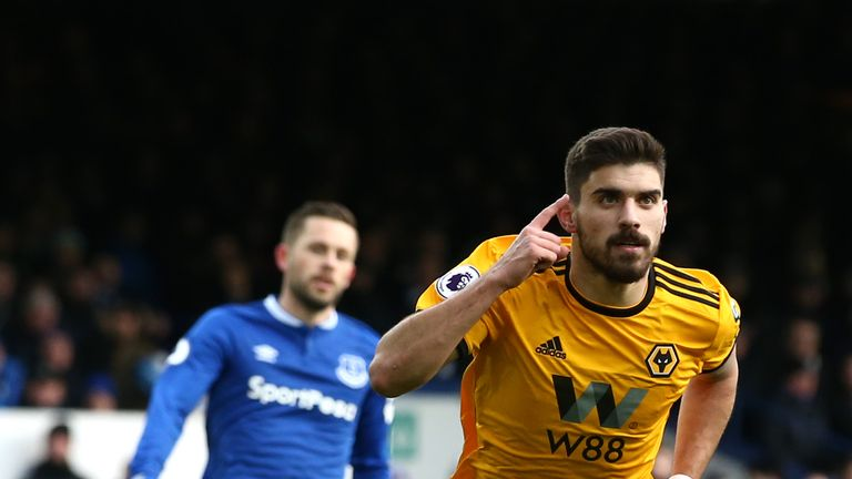 Neves joined Wolves from Porto in the summer of 2017