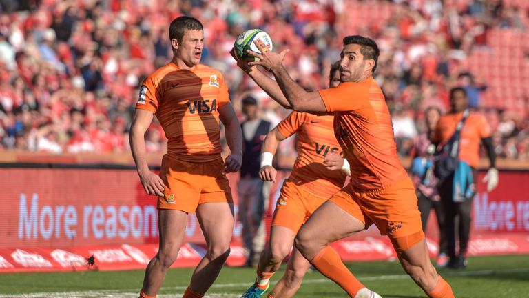 Jeronimo de la Fuente has been rewarded with the Jaguares' captaincy for the new Super Rugby season