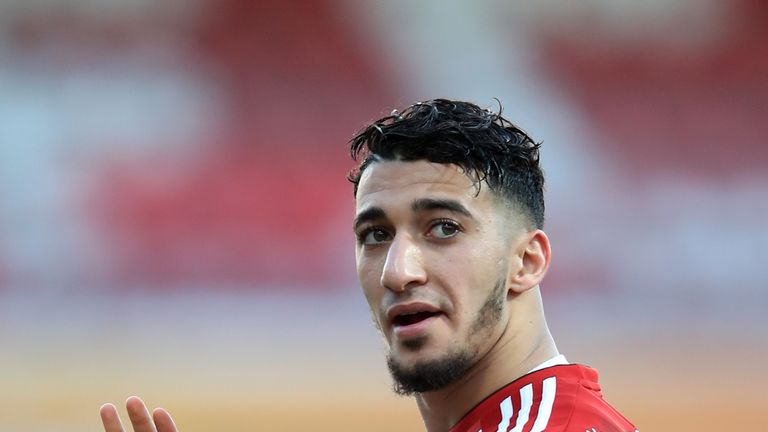 Said Benrahma has impressed for Brentford this season