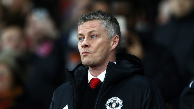 Ole Gunnar Solskjaer and United host the struggling Saints on Saturday