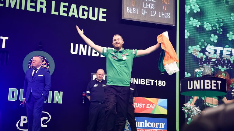 How the Premier League Darts unfolded in Dublin