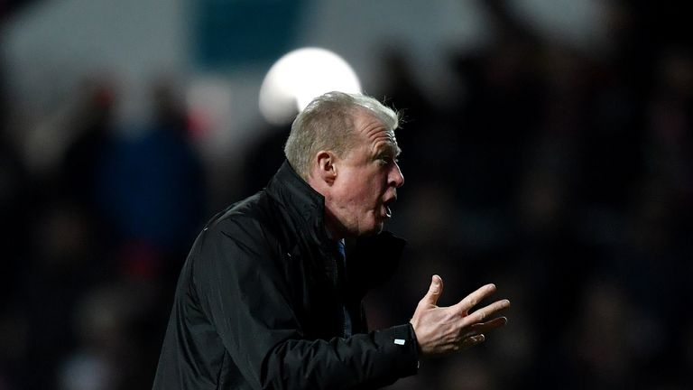 QPR boss Steve McClaren was unhappy with some key decisions in their defeat to Bristol City