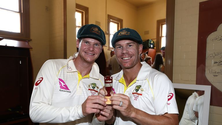 Steve Smith and David Warner's bans come to an end at the end of the month