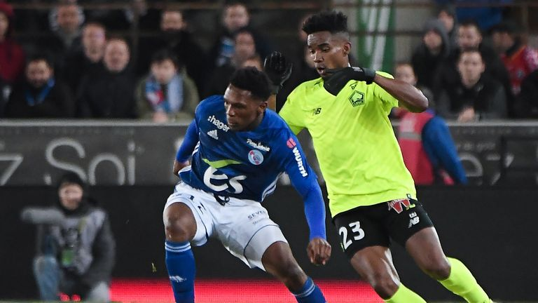 Ligue 1 round-up: Lille held by Strasbourg | Football News |