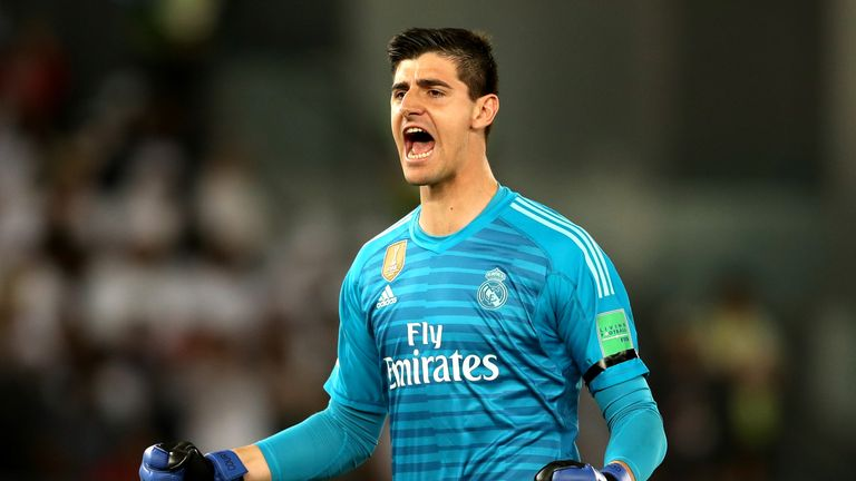 Thibaut Courtois says he lives like someone born and bred in Madrid