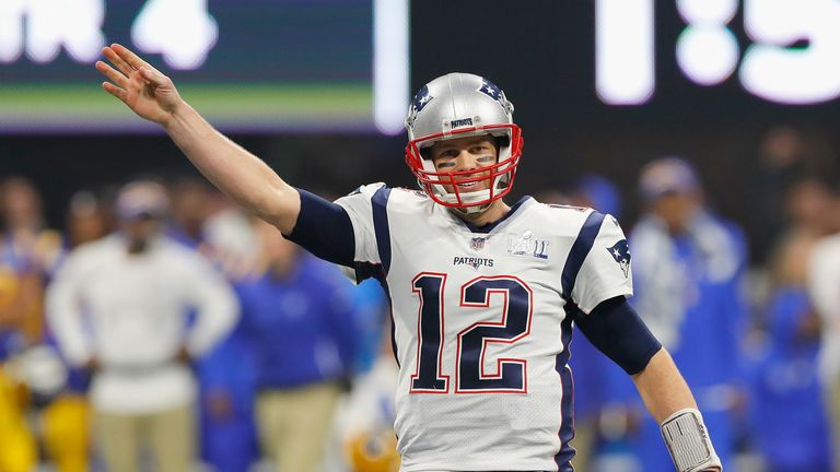 Yet again, Tom Brady came out of a Super Bowl as a winner
