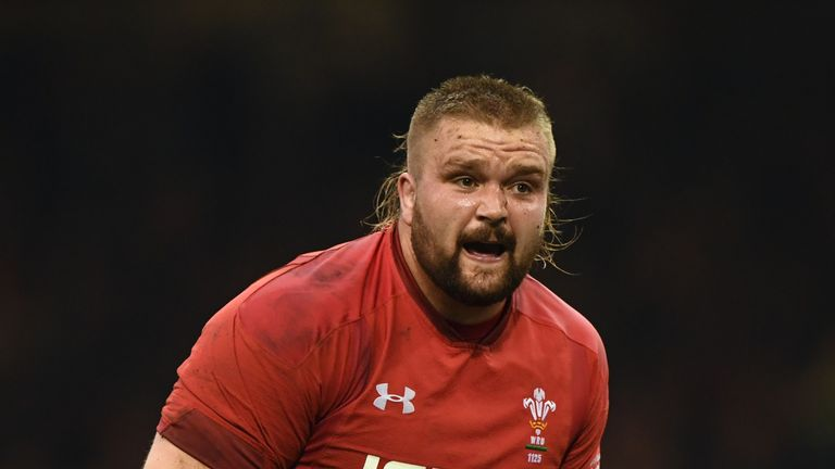 Tomas Francis says the atmosphere within the Wales squad is 'amazing'