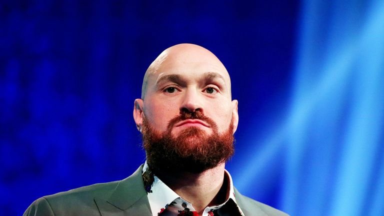 Fury has sent a message of support to heavyweight rival Joshua following his shock defeat