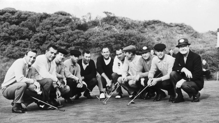 Golfing major winner Littler dies aged 88