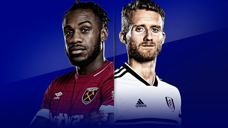 West Ham vs Fulham is live on Sky Sports Premier League from 7pm on Friday