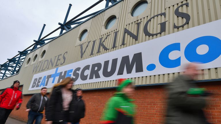 Widnes Vikings face uncertain future after entering administration | Rugby League News |