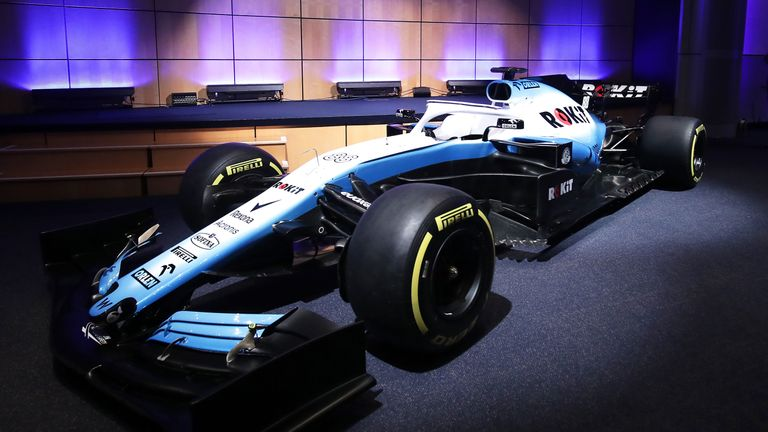 Williams delay start to pre-season testing