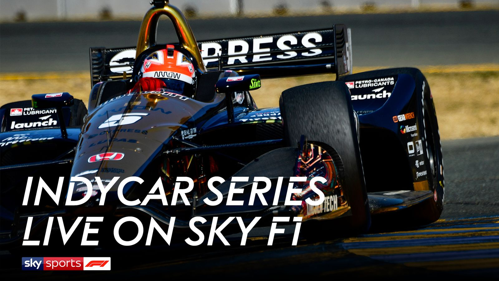 Mid Ohio Raceway >> IndyCar on Sky Sports F1: The full 2019 race schedule | F1 News